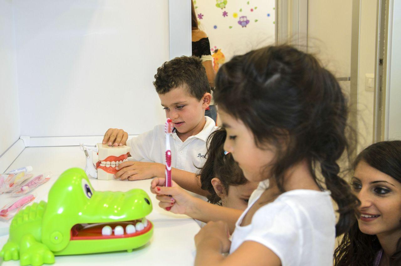 Cure Dentali Per I Bambini (Pedodonzia)